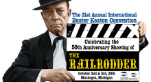 International Buster Keaton Convention 2015